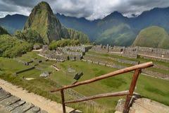 Machu Picchu 秘鲁 库存图片