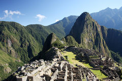 Machu Picchu Royalty Free Stock Image