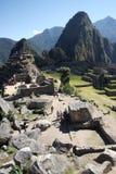 Machu Picchu Fotografia Stock Libera da Diritti