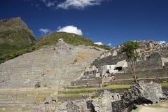 Machu Picchu Immagini Stock