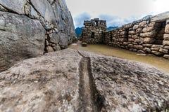Machu Picchu στοκ εικόνα με δικαίωμα ελεύθερης χρήσης
