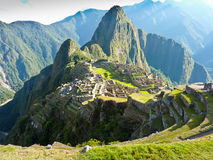 Free Machu Picchu Stock Photography - 16456622