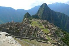 Machu Picchu 2 Royalty Free Stock Photo