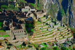 Machu Picchu 2 immagini stock