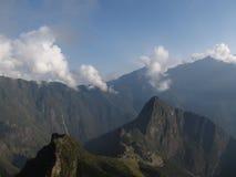 Machu Picchu immagine stock libera da diritti