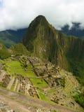 Machu Picchu. Sacred mountain in Peru, Machu Picchu Stock Photos