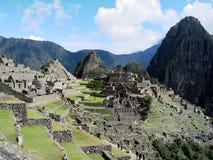 Machu Picchu Fotografia Royalty Free