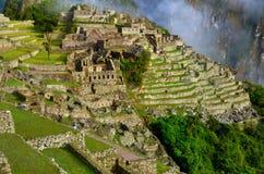 Machu Picchu 免版税库存图片