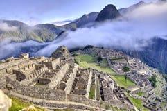 Machu Picchu, Перу Стоковое Изображение
