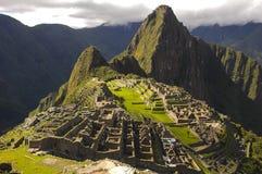 Machu Picchu Στοκ εικόνες με δικαίωμα ελεύθερης χρήσης