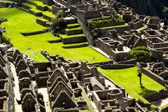 Machu Picchu  Royalty Free Stock Photo