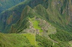 Machu Picchu. Royalty Free Stock Photo