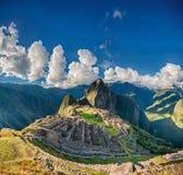 Machu Picchu Στοκ Φωτογραφία