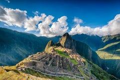 Machu Picchu Στοκ φωτογραφίες με δικαίωμα ελεύθερης χρήσης