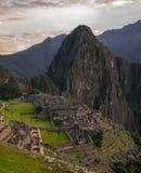 Machu Picchu Imagem de Stock Royalty Free