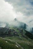 Machu Picchu Lizenzfreies Stockfoto
