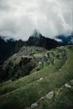 Machu Picchu Image libre de droits