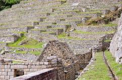 Machu Picchu Arkivbild