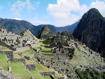 Machu Picchu Imagen de archivo