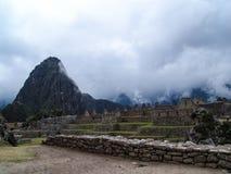 Machu Picchu_3 Royaltyfria Bilder