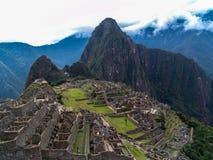 Machu Picchu_7 Arkivbilder