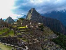 Machu Picchu_8 Royaltyfria Foton