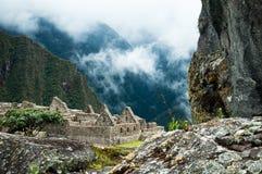 Machu Picchu Stockfoto