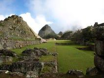 Machu Picchu Immagine Stock