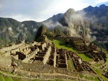 Machu Picchu Imagenes de archivo
