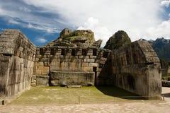 Machu Picchu Immagini Stock Libere da Diritti