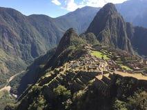 Machu Picchu Стоковые Изображения
