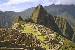 Machu Picchu stock foto