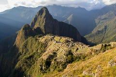 Machu Picchu Fotografia Stock