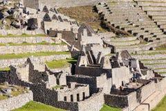 Machu Picchu 免版税库存照片