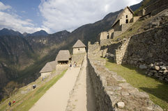 Machu Picchu Royalty Free Stock Images