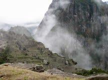 Machu Picchu Стоковое Изображение RF
