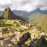 Machu Picchu royalty-vrije stock afbeelding