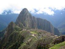 Machu Picchu Lizenzfreies Stockbild