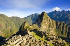 Machu Picchu Stock Image