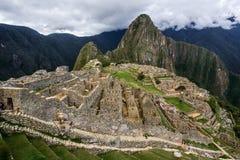 Machu Picchu Fotos de archivo libres de regalías