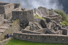 Machu Picchu - ancient city of Incas. Royalty Free Stock Images