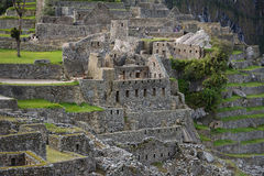 Machu Picchu - ancient city of Incas. Stock Photography