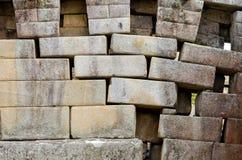Machu Picchu. In the Andes, Peru Stock Photo