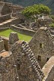 Machu Picchu au Pérou Images libres de droits