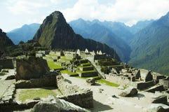 Machu-Picchu city Royalty Free Stock Photography