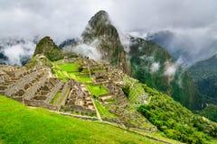 Machu Picchu, Cusco - Perù fotografie stock libere da diritti