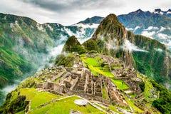 Machu Picchu, Cusco - Perù fotografie stock