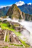 Machu Picchu, Cusco - Perù immagini stock libere da diritti