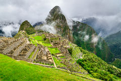 Machu Picchu, Cusco - Peru fotos de stock royalty free