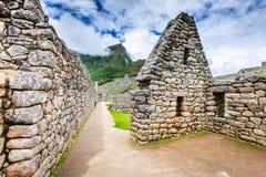 Machu Picchu, Cusco - Peru Stock Image